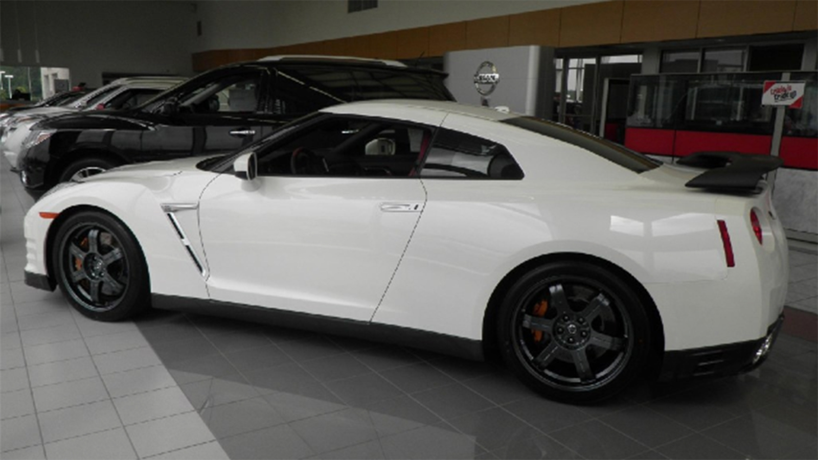 Johnny's  GT-R