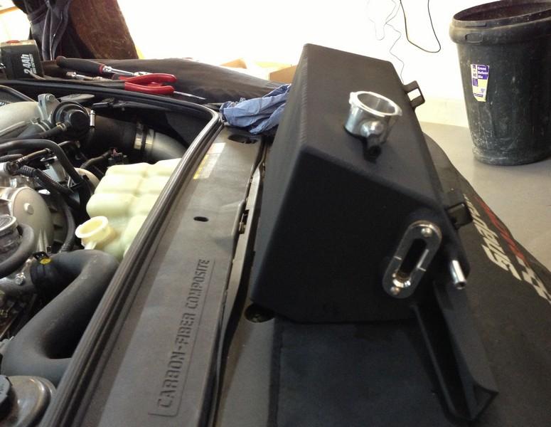 Forge Motorsport Alloy Header Tank