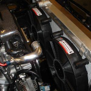"""Supra SRD 14"""" Twin Fan Kit"""