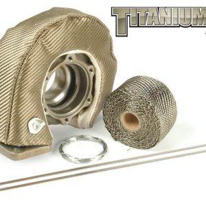 DEI T4 Titanium Turbo Shield