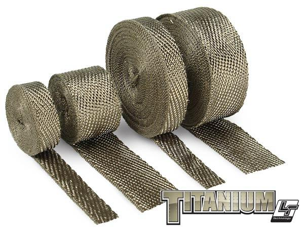 DEI Titanium Exhaust Wrap
