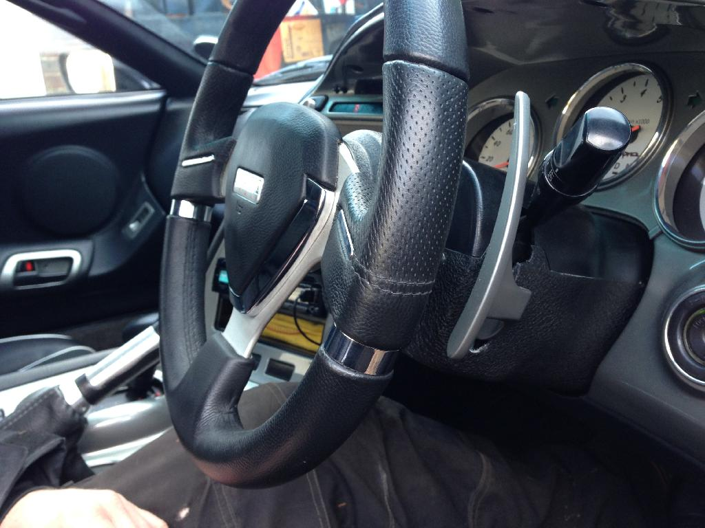 Syvecs Auto Gearbox Control
