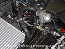 HKS SUPER SQV SUCTION RETURN KIT SUPRA