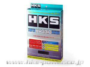 HKS SUPER HYBRID FILTER TOYOTA type4