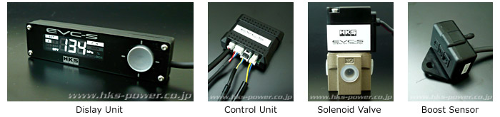 HKS EVC-S Boost Controller