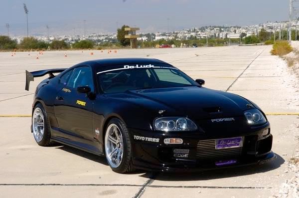 Jamesy's Do Luck Supra