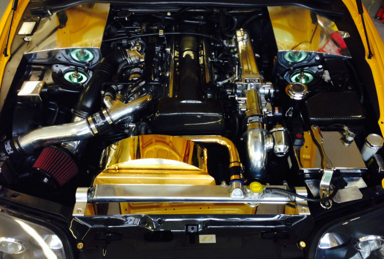 SRD Engine Bay Boxes