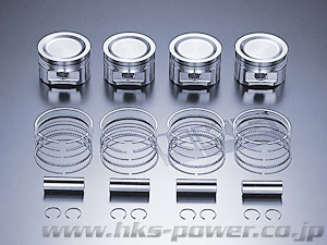 HKS FORGED PISTON KIT SUPRA φ87.0