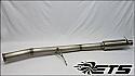 """ETS Toyota 93-97 Supra 4.0"""" Titanium Exhaust System"""