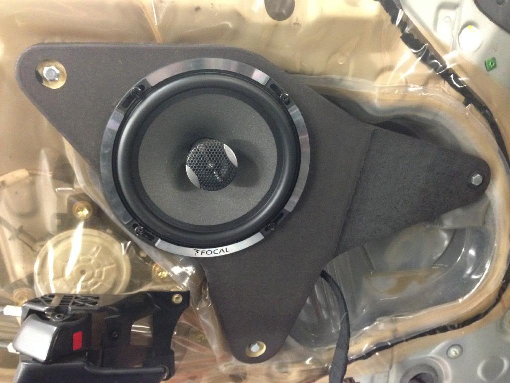 SRD Speaker Brackets