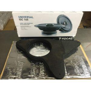 SRD Speaker kit