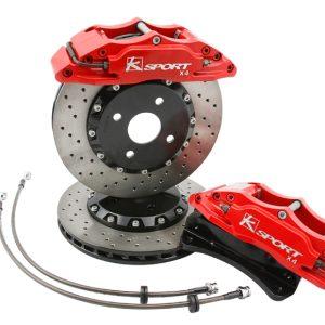 Brakes & Wheels