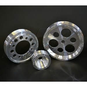 phr pullies polished