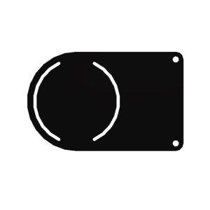 Fanatec-shifter-mount-plate